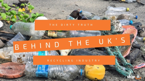 The dirty truth behind the UK's recycling industry