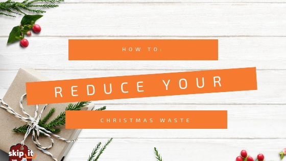 How To Reduce Your Christmas Residential Waste