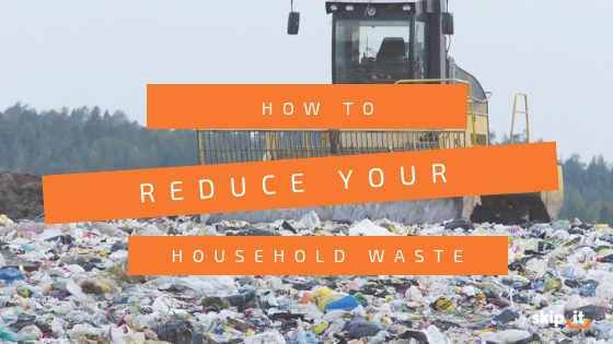 How to reduce your household waste