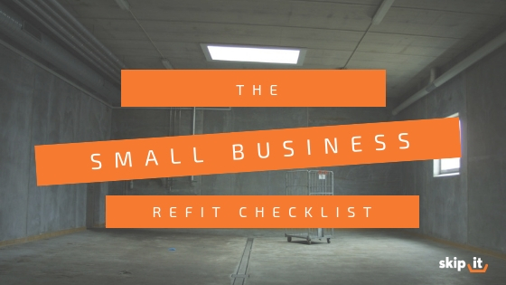 Small business refit checklist